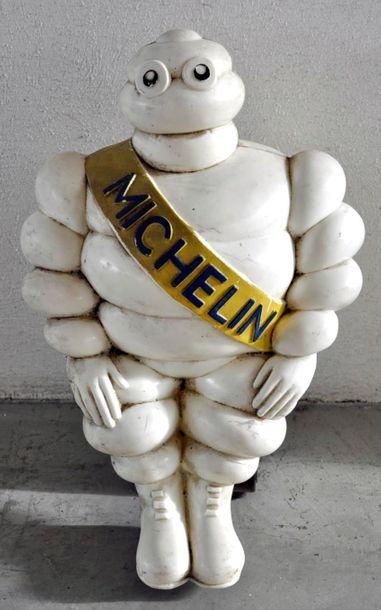 Bibendum Michelin pour camions avec son ...