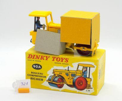 DINKY TOYS - FRANCE - Métal (1)  - # 90 A...