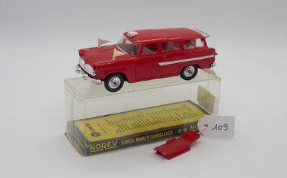 NOREV - France - 1/43e - Plastique (1)  #...
