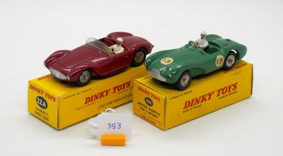 DINKY TOYS - FRANCE - Métal (2)  - # 22 A...