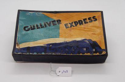 GULLIVER - France - Circa 1/100e - Aluminium...