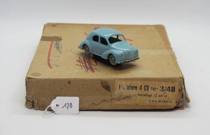 CIJ - France - 1/45e - Carton Métal (2)  -...