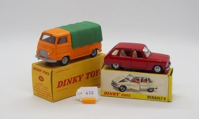 DINKY TOYS - FRANCE - Métal (2)  - # 1416...