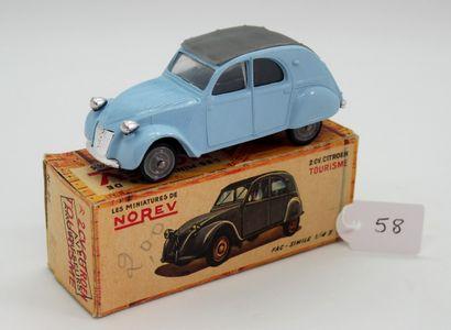 NOREV - France - 1/43e - Plastique (1)  -...