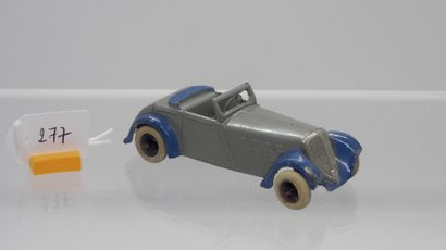 DINKY-TOYS - France - 1/43e - Plomb (1)  RARISSIME !  # 22 C ROADSTER SPORT 1934...
