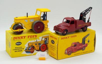 DINKY TOYS - FRANCE - Métal (2)  - # 90 A...