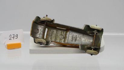 DINKY-TOYS - France - 1/43e - Plomb (1)  RARISSIME !  # 22 D COUPÉ SPORT 1934  Bicolore,...