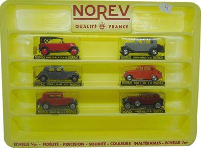 NOREV - France - 1/43e - Plastique (1)  RARE...