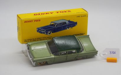 DINKY TOYS - FRANCE - Métal (1)  # 522 LINCOLN...