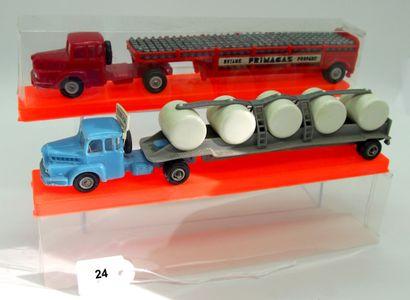 NOREV - France - 1/86th - Plastic (2)  MICRO...