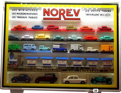 NOREV - France - Plastic Glass (1)  RARE...