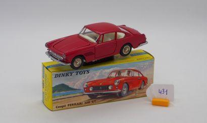 DINKY TOYS - FRANCE - Métal (1)  # 515 FERRARI...