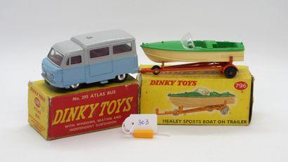 DINKY TOYS - Grande-Bretagne - Métal (2)...