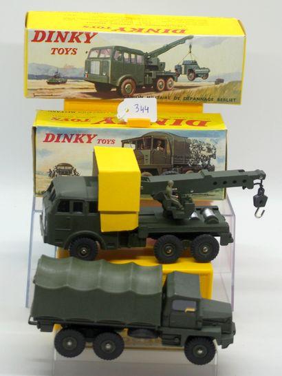 DINKY TOYS - FRANCE - Métal (2)  - # 826...
