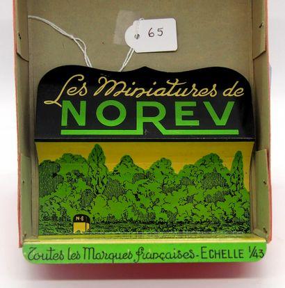 NOREV - France - 1/43e - Métal (1)  TRES...
