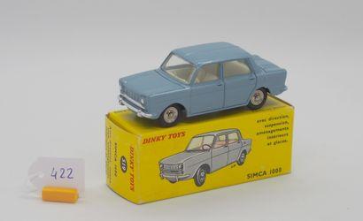 DINKY TOYS - FRANCE - Métal (1)  # 519 SIMCA...