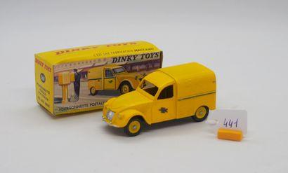 DINKY TOYS - FRANCE - Métal (2)  # 560 CITROËN...