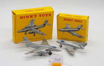 DINKY TOYS - FRANCE - Métal (2)  - # 60 A...