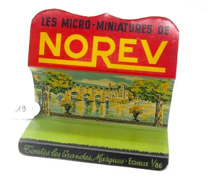 NOREV - France - Metal (1)  RARE  Small metal...