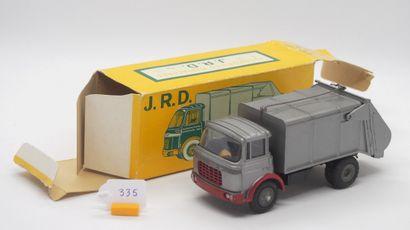 JRD - FRANCE - Métal (1)  # 131 BERLIET GAK...