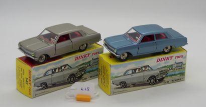 DINKY TOYS - FRANCE - Métal (2)  - # 542...
