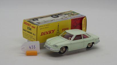 DINKY TOYS - FRANCE - Métal (1)  # 524 PANHARD...