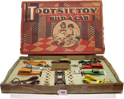 TOOTSIETOY - USA - 1/43e - Plomb(1)  EXCEPTIONNEL...