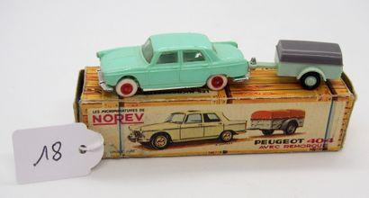 NOREV - France - 1/86th - Plastic (1)  MICRO...