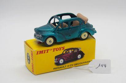 IMIT' TOYS - Andorre - 1/43e - Plomb (1)...