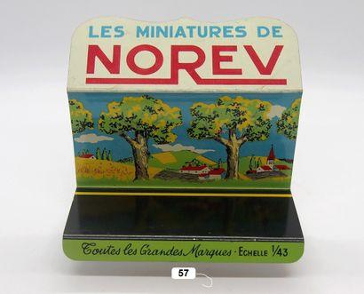 NOREV - France - 1/43e - Métal (1)  RARE...