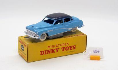 DINKY TOYS - FRANCE - Métal (1)  # 24 V BUICK...