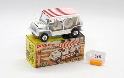 DINKY TOYS - Grande-Bretagne - Métal Plastique...