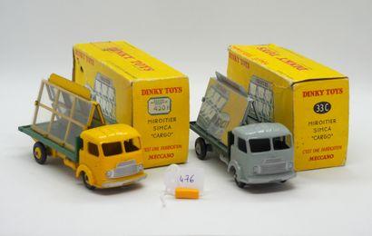 DINKY TOYS - FRANCE - Métal (2)  - # 33 C...