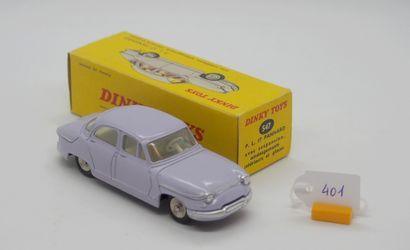 DINKY TOYS - FRANCE - Métal (1)  # 547 PANHARD...