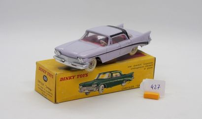 DINKY TOYS - FRANCE - Métal (1)  # 550 CHRYSLER...