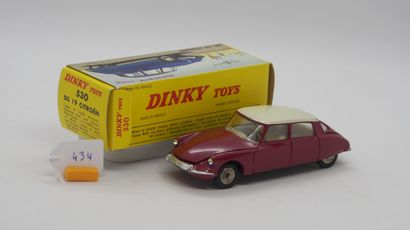DINKY TOYS - FRANCE - Métal (1)  # 530 CITROËN...