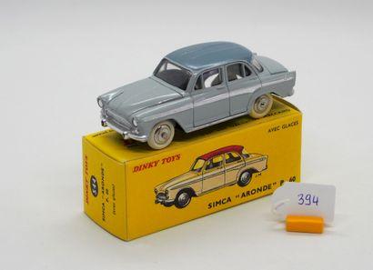DINKY TOYS - FRANCE - Métal (1)  # 544 SIMCA...