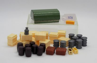 DINKY TOYS - FRANCE - Accessoires (1)  LOT...