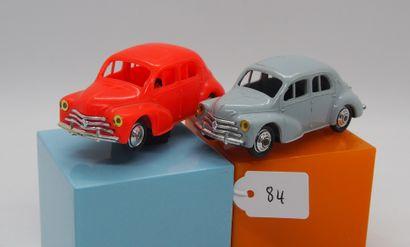 NOREV - France - 1/43e - Plastique (2)  -...