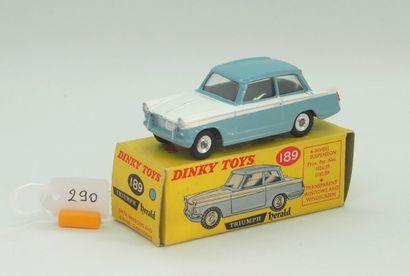 DINKY TOYS - Grande-Bretagne - Métal (1)...