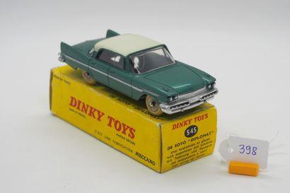 DINKY TOYS - FRANCE - Métal (1)  # 545 DE...