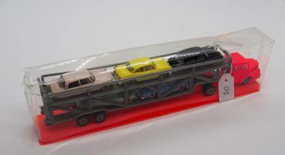 NOREV - France - 1/86e - Plastique (1)  MICRO MINIATURE en étui vitrine, socle plastique...