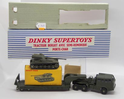 DINKY TOYS - FRANCE - Métal (2)  - # 890...