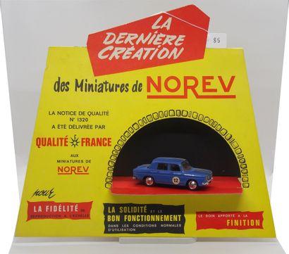 NOREV - France - 1/43e - Carton Plastique...