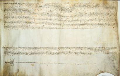 PYRÉNÉES ORIENTALES. 1573. PRADES Diocèse...