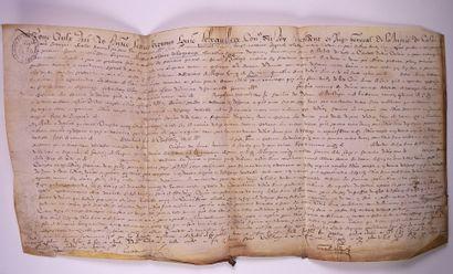 CALAIS (62), Pays reconquis. 1616; A tous...