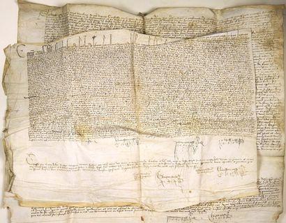 (CÔTE D'ARMOR. 1570.) TRÉDARZEC. PLOCBIHAN:...