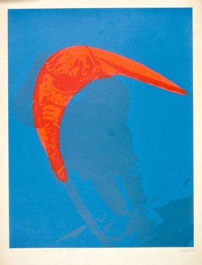 Ivan Messac (né en 1948)  « La Casquette...