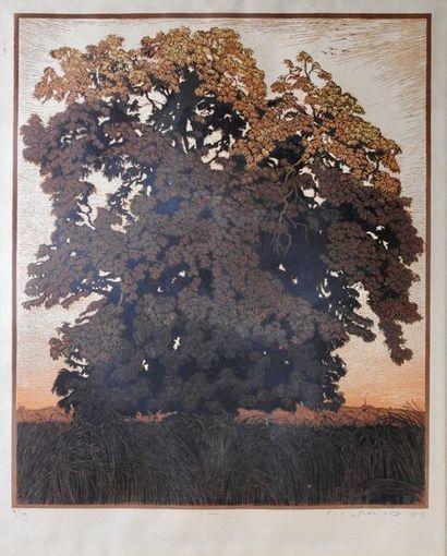 François Louis Schmied (1878-1941)  Les...