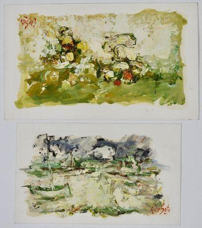 Eduardo de Soto (né en 1917)  Compositions...